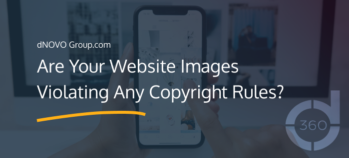 Are Your Website Images Violating Any Copyright Rules