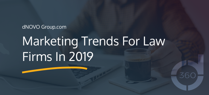 Marketing Trends For Law Firms