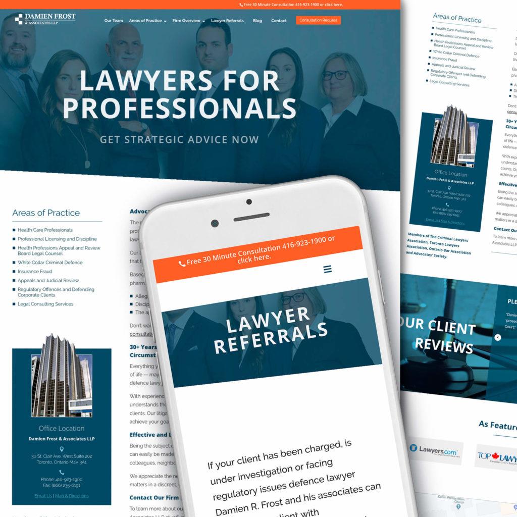Damien Frost Lawyers