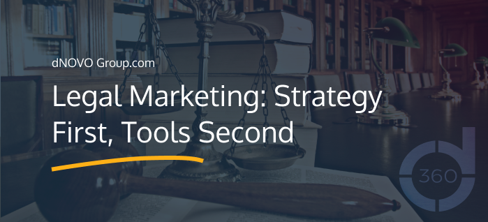 Legal Marketing Strategy First