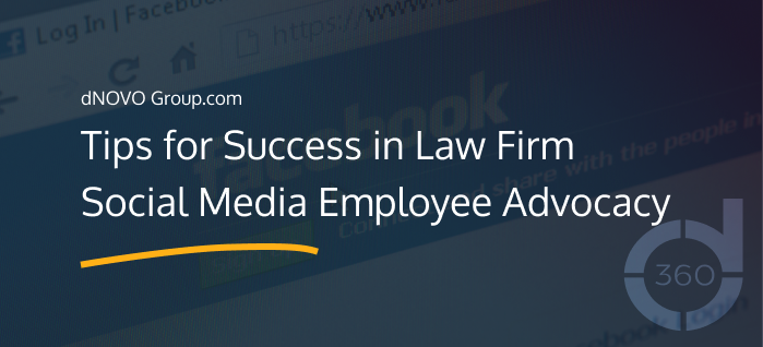 Tips for Success in Law Firm Social Media