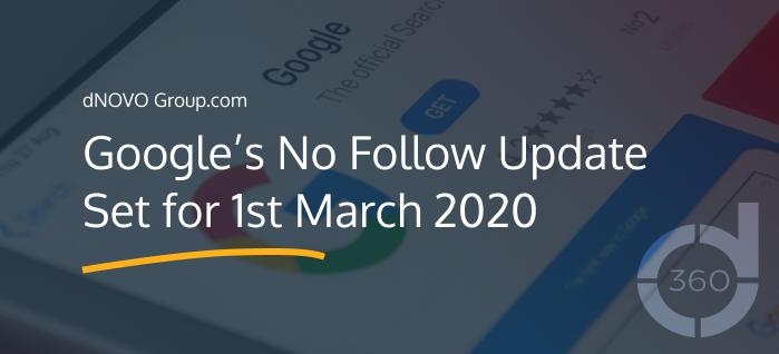 Googles No Follow Update Set