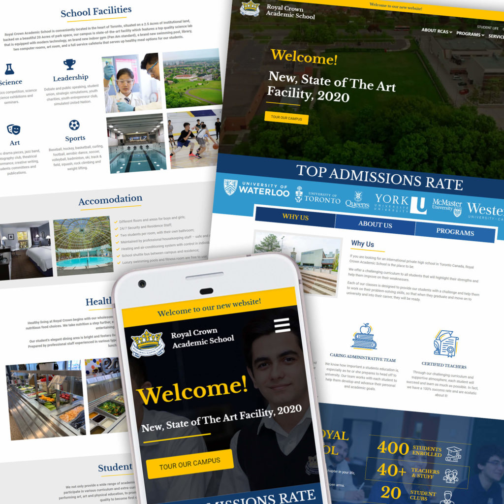 Web Design Dnovo