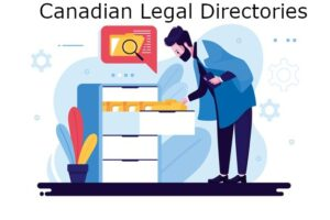 Law Firm SEO - Canadian Directories