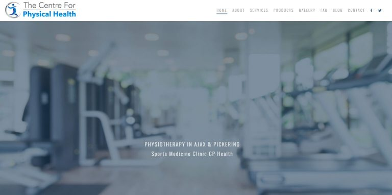 Look at this website we designed for CP Health
