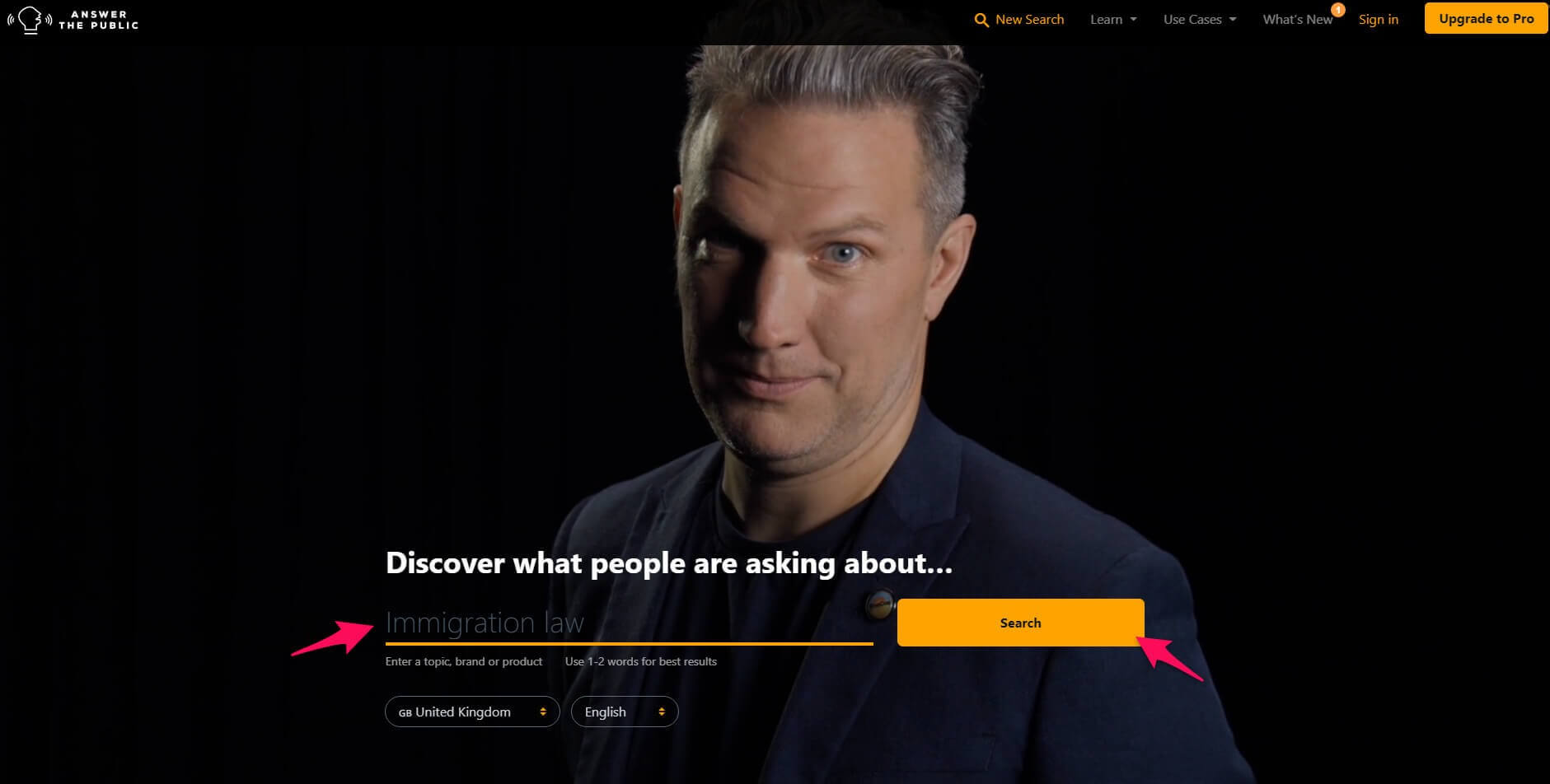 discover what people asking