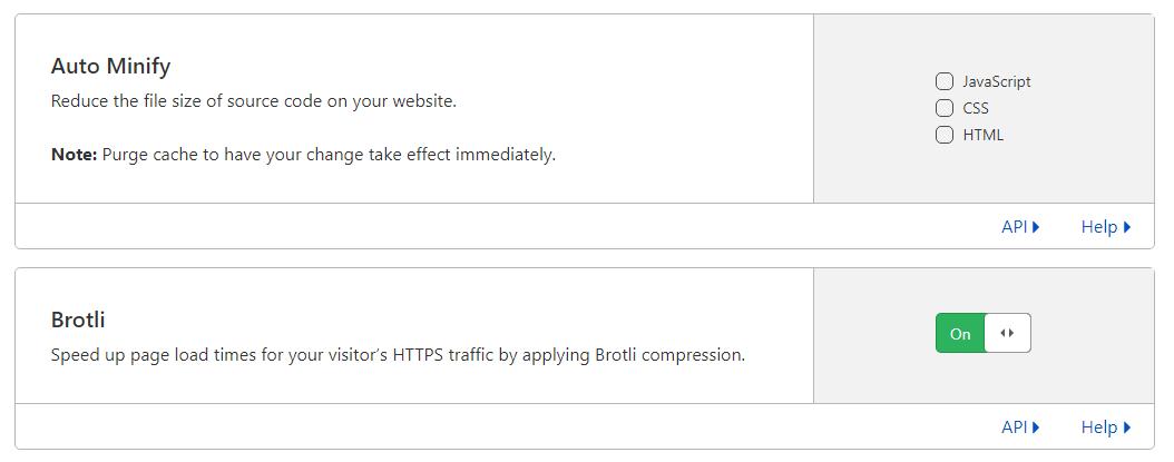 Auto minify JavaScript CSS HTML