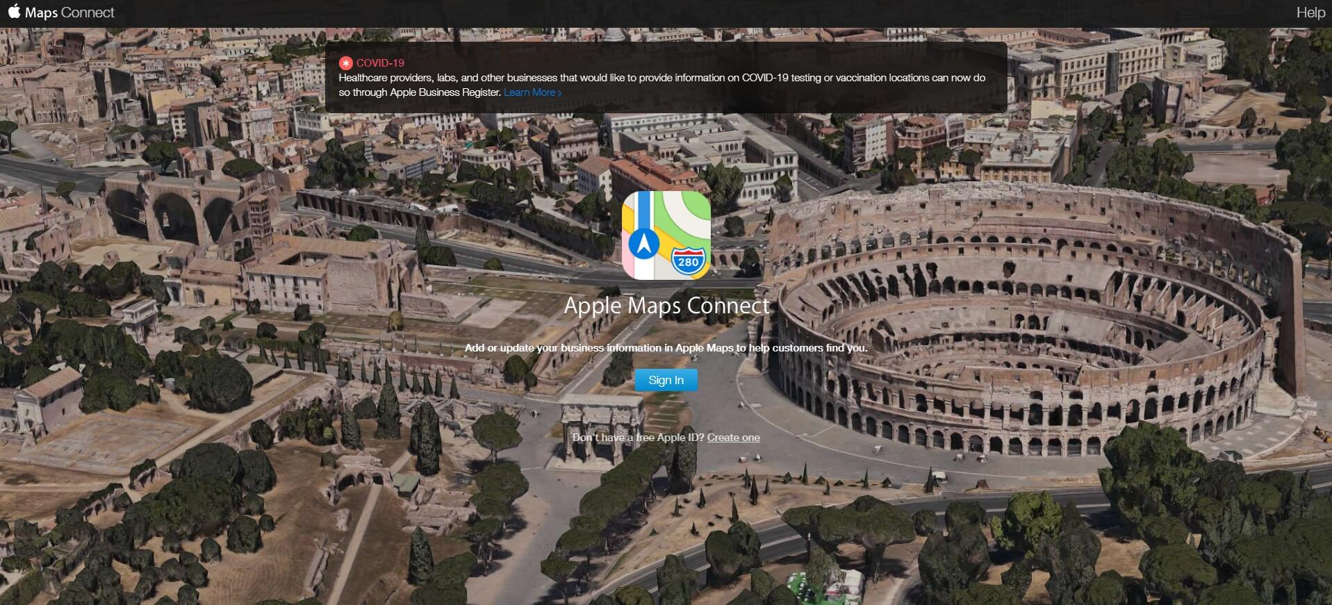 Apple Maps is a free channel for attorneys
