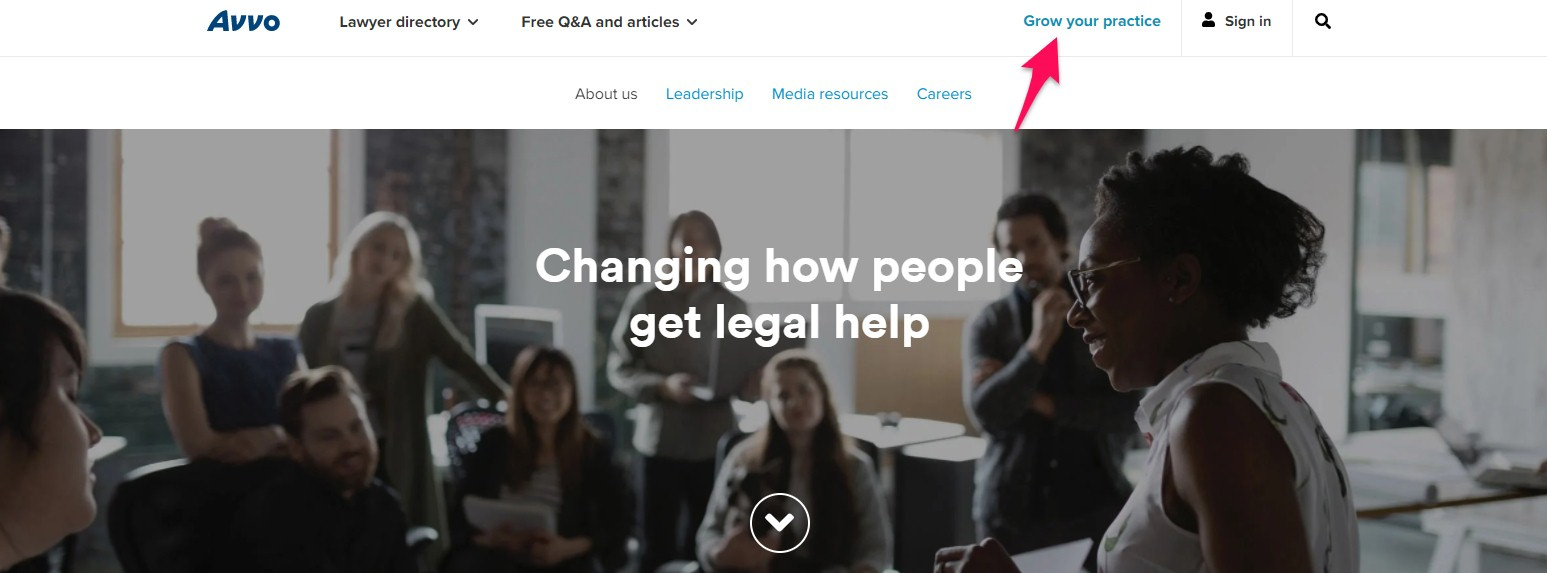 Changing how people get legal help