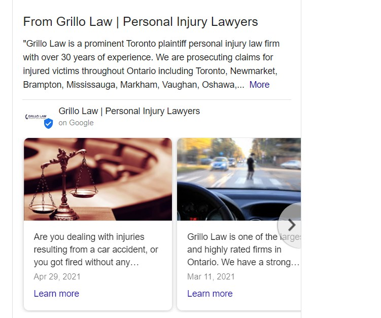 Google My Business Features That Can Help Lawyers