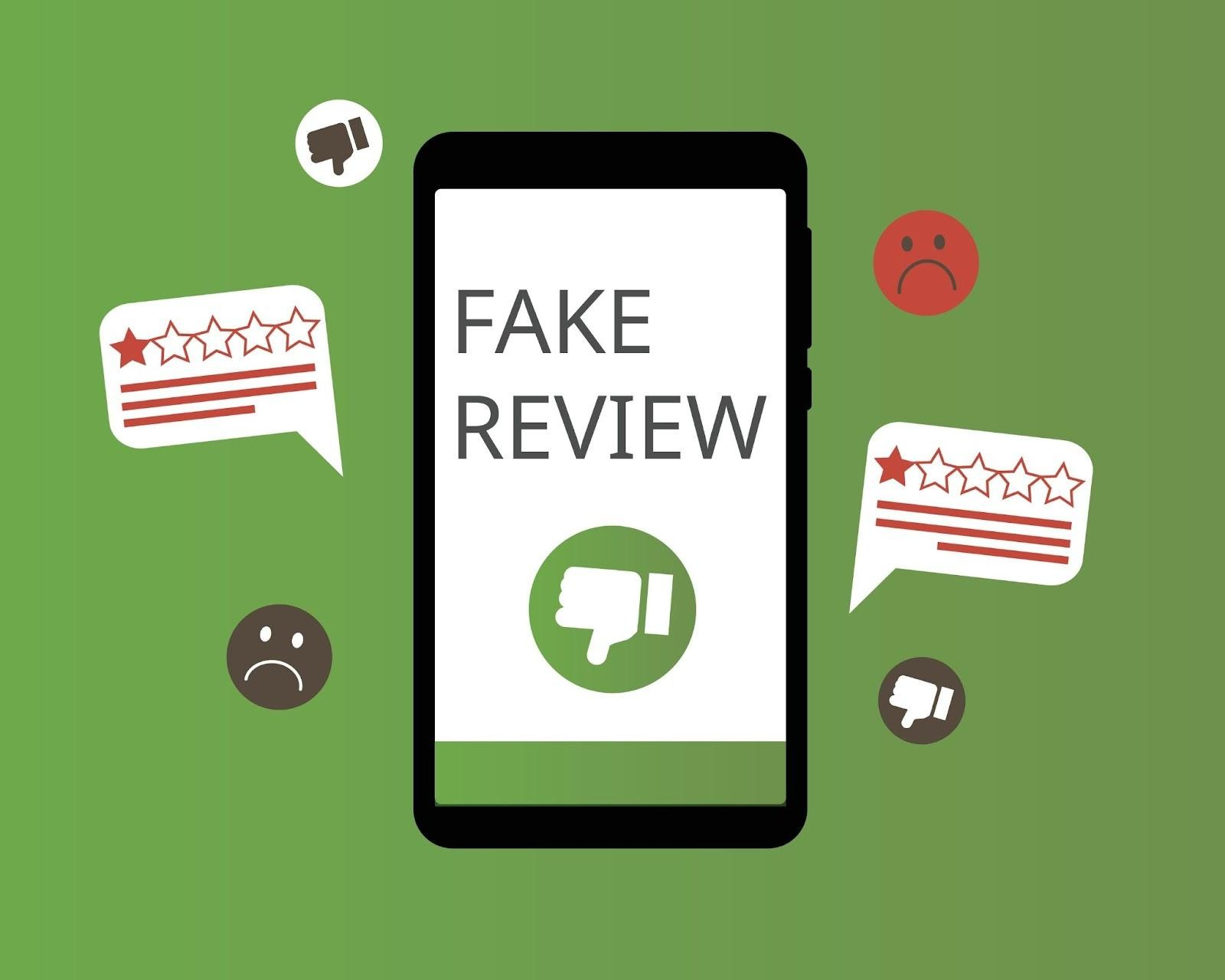 fake review business owners