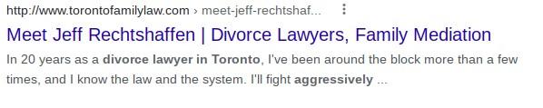Meet Jeff Rechtshaffen Divorce Lawyers